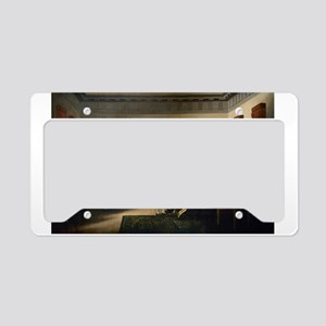 Declaration Independence License Plate Holder