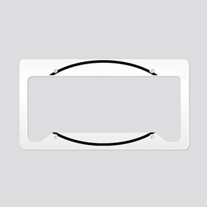 toxic3 License Plate Holder