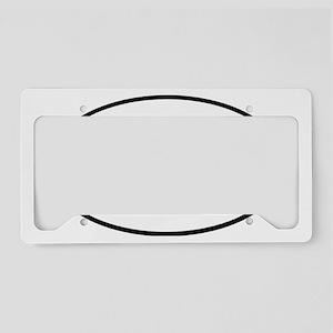 evolution License Plate Holder