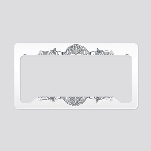 My Celtic Roots License Plate Holder