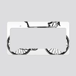 Road Bike License Plate Holder