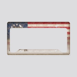 George Washington - Faith License Plate Holder