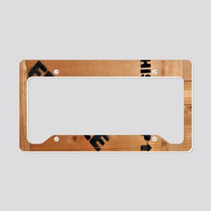 Fra-Gee-Lay_recplatter License Plate Holder