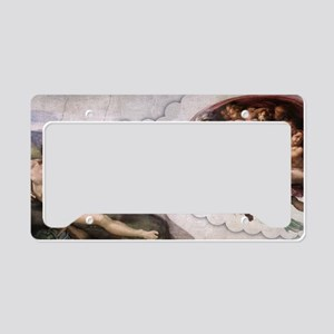 creation-913-xlg License Plate Holder
