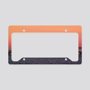 Newport Bridge, Rhode Island License Plate Holder
