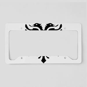 Albanian Eagle License Plate Holder