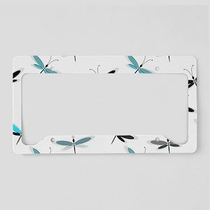 Dragonfly License Plate Holder