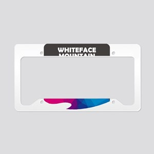 Whiteface Mountain - Wilmin License Plate Holder