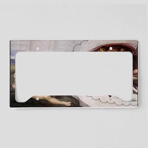 creation-913-CRD License Plate Holder