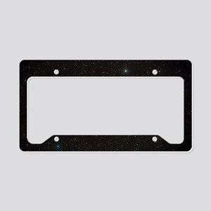 Constellation of Ursa Major,  License Plate Holder
