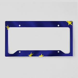 alaska_flag License Plate Holder