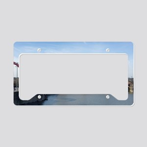 Newport Bridge, Wales License Plate Holder