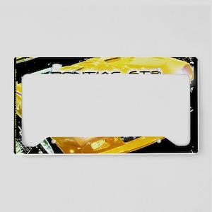 Goat6T9 License Plate Holder