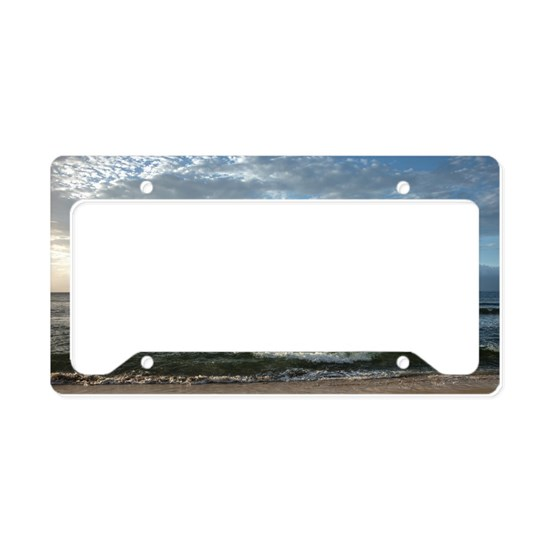 16x10 Hawaii Maui License Plate Holder by SurfCityImages - CafePress