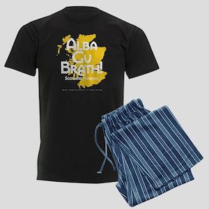 Alba Men's Dark Pajamas