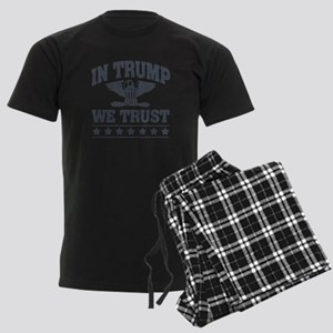 In Trump We Trust Pajamas