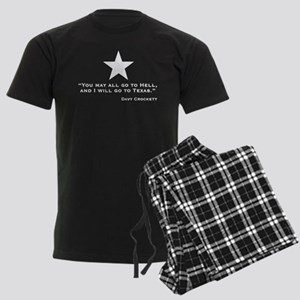 HELL_TEXAS_STAR_WHITE Pajamas