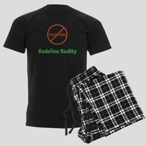 Reality Men's Dark Pajamas