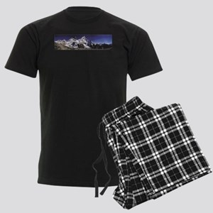 mount everest from afar Pajamas