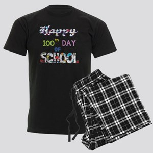 Happy 100th Day Of School T Shirt Pajamas