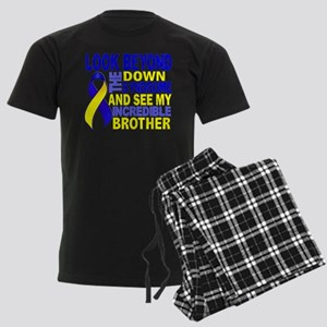 DS Look Beyond 2 Brother Men's Dark Pajamas