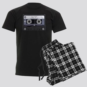 Customizable Cassette Tape - G Men's Dark Pajamas
