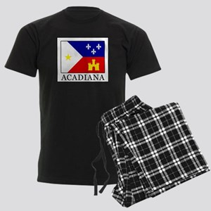 Acadiana Men's Dark Pajamas