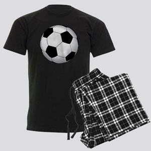 soccer01 Men's Dark Pajamas