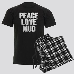 Peace, Love, Mud Pajamas