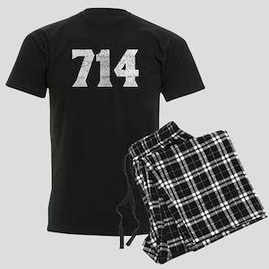 714 Anaheim Area Code Pajamas