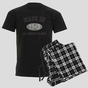 Made In 1943 All Original Parts Pajamas