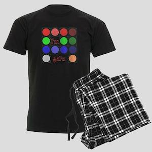 I'm gel'n (I'm gelling) Men's Dark Pajamas