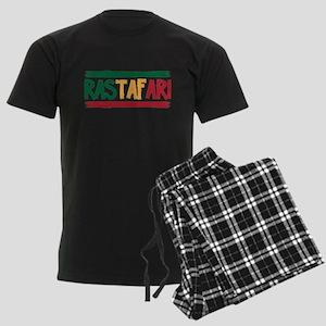 Rastafari Men's Dark Pajamas