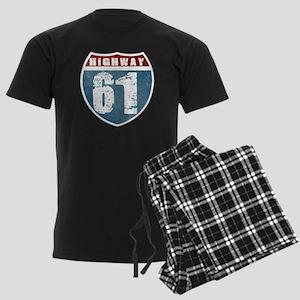 Highway 61 Men's Dark Pajamas