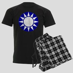 1925-1938 NCAF roundel Men's Dark Pajamas