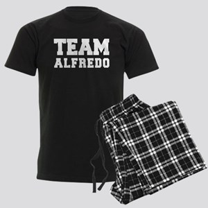 TEAM ALFREDO Men's Dark Pajamas