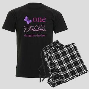 One Fabulous Daughter-In-Law Men's Dark Pajamas