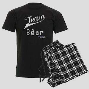 Team Bear Person of Interest Men's Dark Pajamas