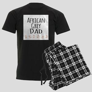 African Grey Dad Pajamas