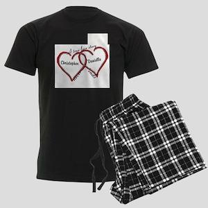 A true love story: personalize Pajamas