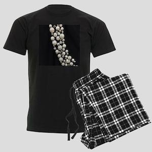 black and white pearl Pajamas