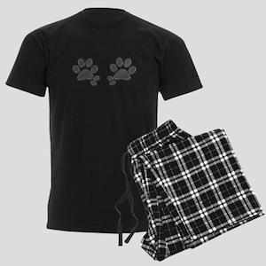 Gray Double Dews Men's Dark Pajamas