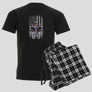 Barber American Flag Pajamas