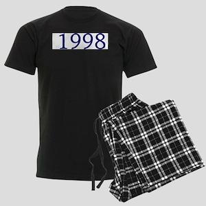 1998 Men's Dark Pajamas