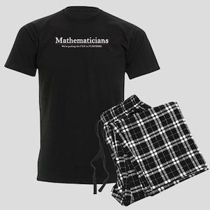 Putting the Fun in Function Men's Dark Pajamas