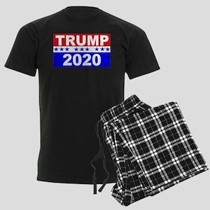 Trump 2020 Men's Dark Pajamas