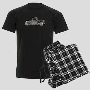 1932 Ford Men's Dark Pajamas