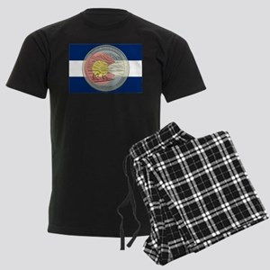 Colorado Quarter 2014 Men's Dark Pajamas