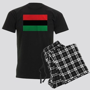 The Red, Black and Green Flag pajamas
