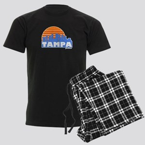 Tampa Pride Men's Dark Pajamas